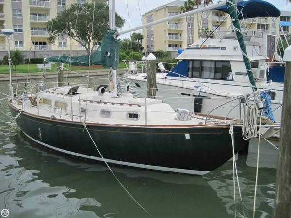 Used Luders 33 Sloop Sailboat For Sale