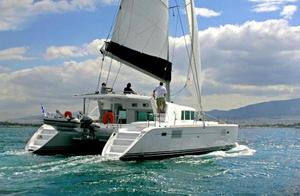 Used Lagoon Multi-Hull Sailboat For Sale