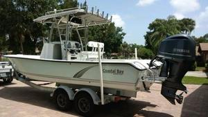 Used Action Craft Coastal Bay 2310 Tournament Edition Center Console Fishing Boat For Sale