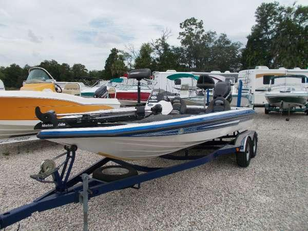 Used Champion Boats 200 Elite Bass Boat For Sale