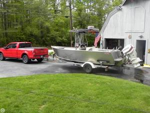 Used Pacific Boats V2025 Aluminum Fishing Boat For Sale