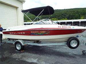Used Bayliner 185 Bowrider Boat For Sale