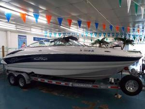 Used Crownline 262 EX Deck Boat For Sale