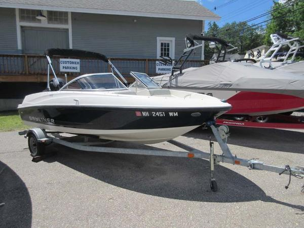 Used Bayliner 170 Bowrider Runabout Boat For Sale