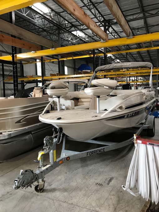 Used Princecraft 191 Venture Bowrider Boat For Sale