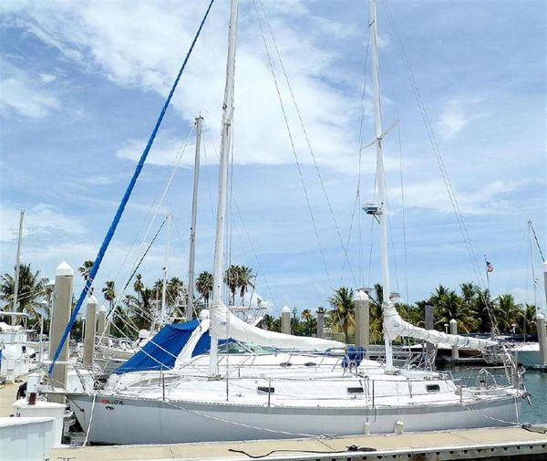 Used Custom Chiappini Schooner Cruiser Sailboat For Sale