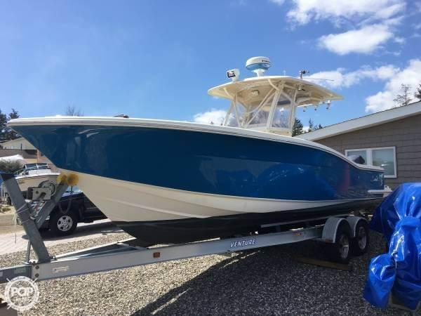 Used Scout SF 260 GUY HARVEY Center Console Fishing Boat For Sale