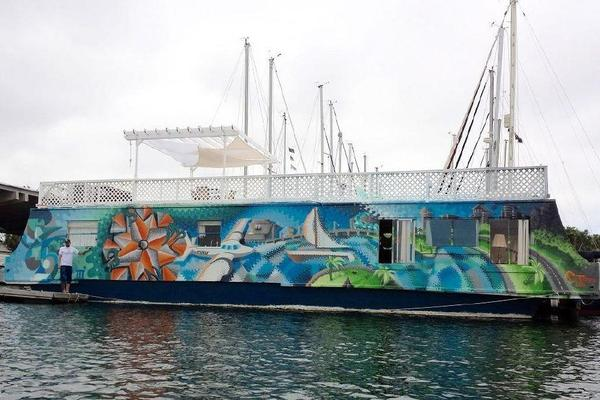 Used Houseboat Pleasure House Boat For Sale