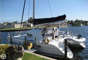 Used Lagoon 380 Catamaran Sailboat For Sale