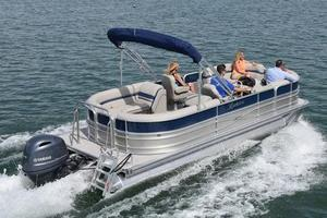 New Berkshire 22RFX CTS Pontoon Boat For Sale