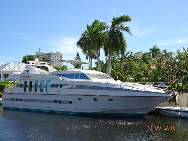 Used Monte Fino Motoryacht Motor Yacht For Sale