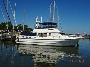 Used Symbol Sundeck Trawler Boat For Sale