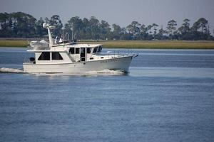 Used Mariner Seville Pilothouse Boat For Sale