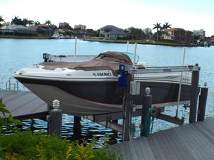 Used Hurricane Sundeck 2700 OB Dual Bowrider Boat For Sale