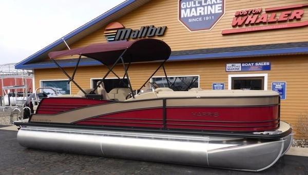 New Harris 230 Grand Mariner DL Pontoon Boat For Sale