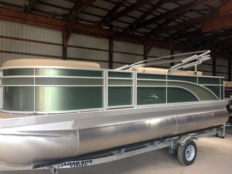 New Bennington 20 SSX Pontoon Boat For Sale