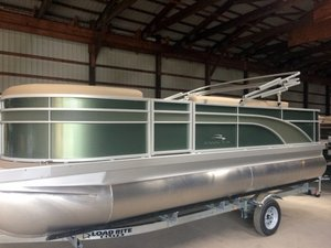 New Bennington 20 SSX Pontoon Boat For Sale
