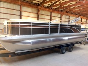 New Bennington 24 SLX Pontoon Boat For Sale