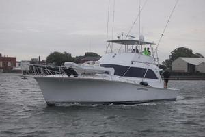 Used Ocean Yachts 55 Convertible Super Sport Convertible Fishing Boat For Sale