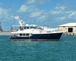 Used Nordhavn 63 Trawler Boat For Sale