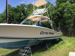 Used Rybovich Center Console Fishing Boat For Sale