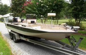 Used Predator 222 ST 22 Center Console Center Console Fishing Boat For Sale