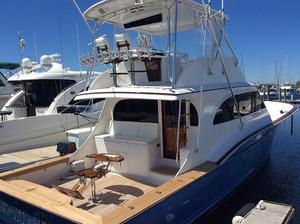 Used Jarrett Bay 53 Convertible Fishing Boat For Sale