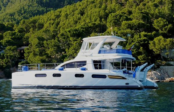 Used Leopard 47 PC Motor Yacht For Sale