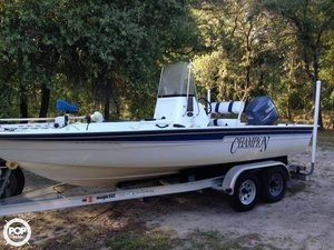 Used Champion 20 Sea champ Center Console Fishing Boat For Sale