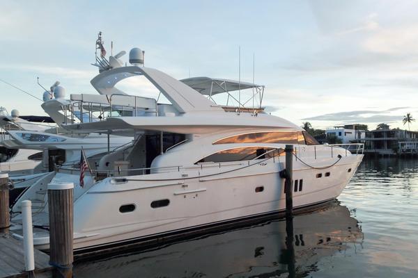 Used Viking Sport Cruisers Flybridge Boat For Sale
