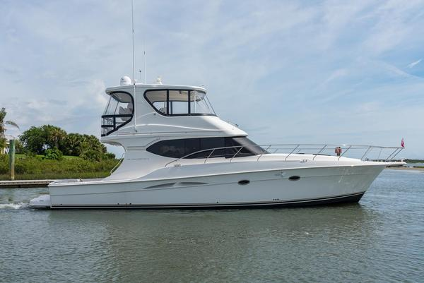 Used Silverton 48 Convertible Fishing Boat For Sale