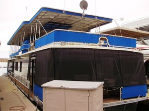 Used Jamestowner House Boat For Sale