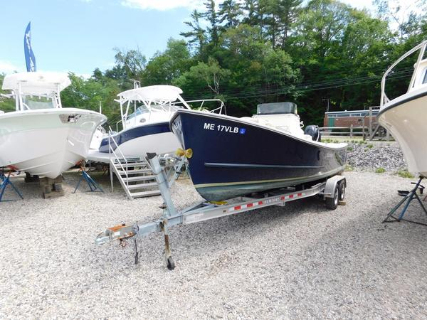 Used Eastern 22 Center Console Other Boat For Sale