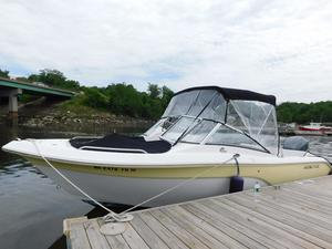 Used Sea Fox 236 DC Cruiser Boat For Sale