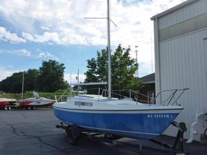 Used Mcgregor Cruiser Sailboat For Sale
