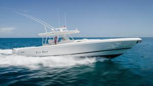 Used Intrepid 475 Panacea Center Console Fishing Boat For Sale