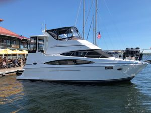 Used Carver 346 Motor Yacht - Fresh Water Only Motor Yacht For Sale