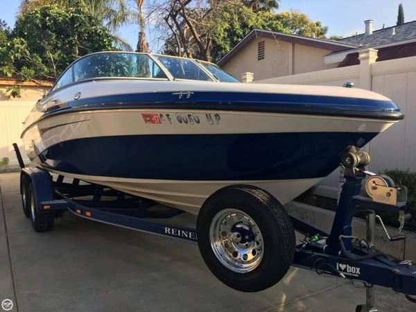 Used Reinell 21 LS Runabout Boat For Sale
