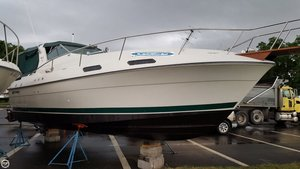Used Cruisers Yachts VEE-SPORT 2660 Express Cruiser Boat For Sale