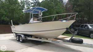 Used Palm Beach 235 Center Console Fishing Boat For Sale