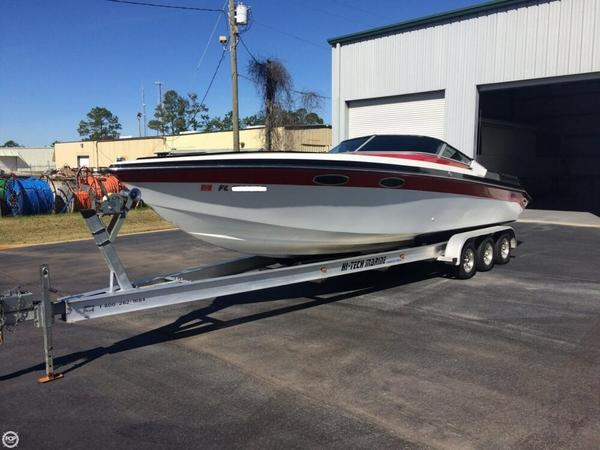Used Chaparral Villian IV High Performance Boat For Sale