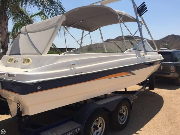 Used Bayliner 225 Bowrider Boat For Sale