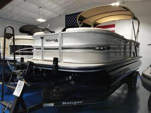 New Ranger 220C Pontoon Boat For Sale