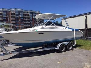 Used Slickcraft 24' SS Cruiser Boat For Sale