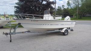 Used Casco Bay 190 SKIFF Center Console Fishing Boat For Sale