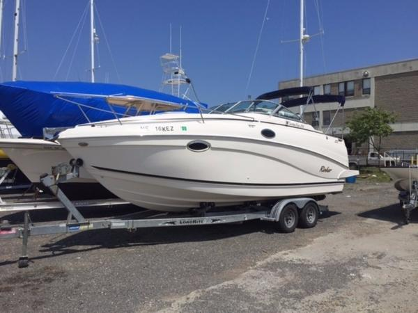 Used Rinker 26' Cuddy Cabin Boat For Sale