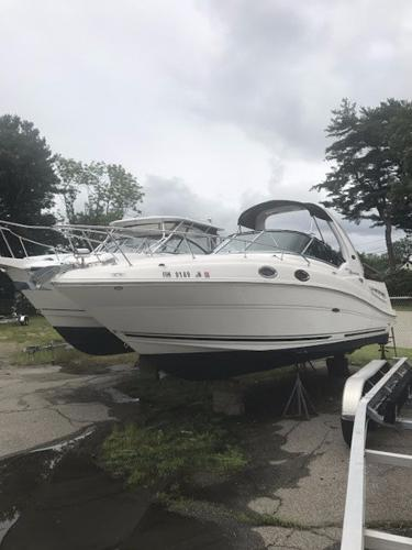 Used Sea Ray 26' Sundancer Cruiser Boat For Sale