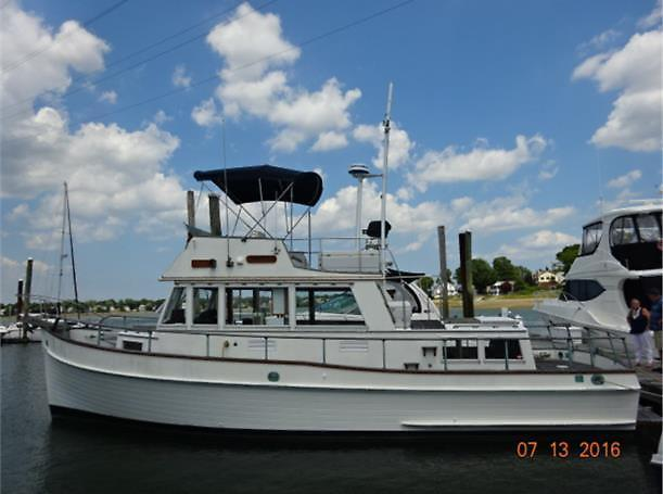 Ford Dealers In Ma >> 1978 Used Grand Banks Classic Trawler Boat For Sale - $72,000 - Hingham, MA | Moreboats.com