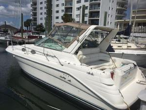Used Sea Ray Sundancer 290 Express Cruiser Boat For Sale