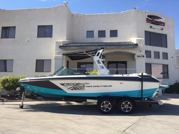 New Nautique GS22 Ski and Wakeboard Boat For Sale